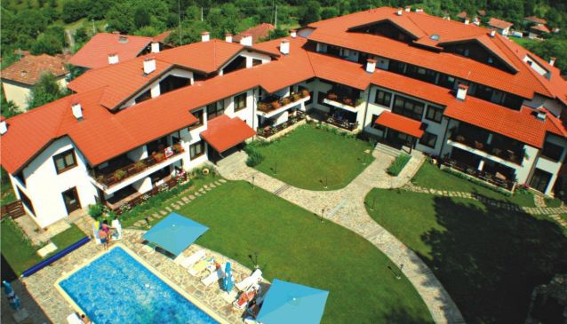 Planinata SPA Hotel Ribaritsa