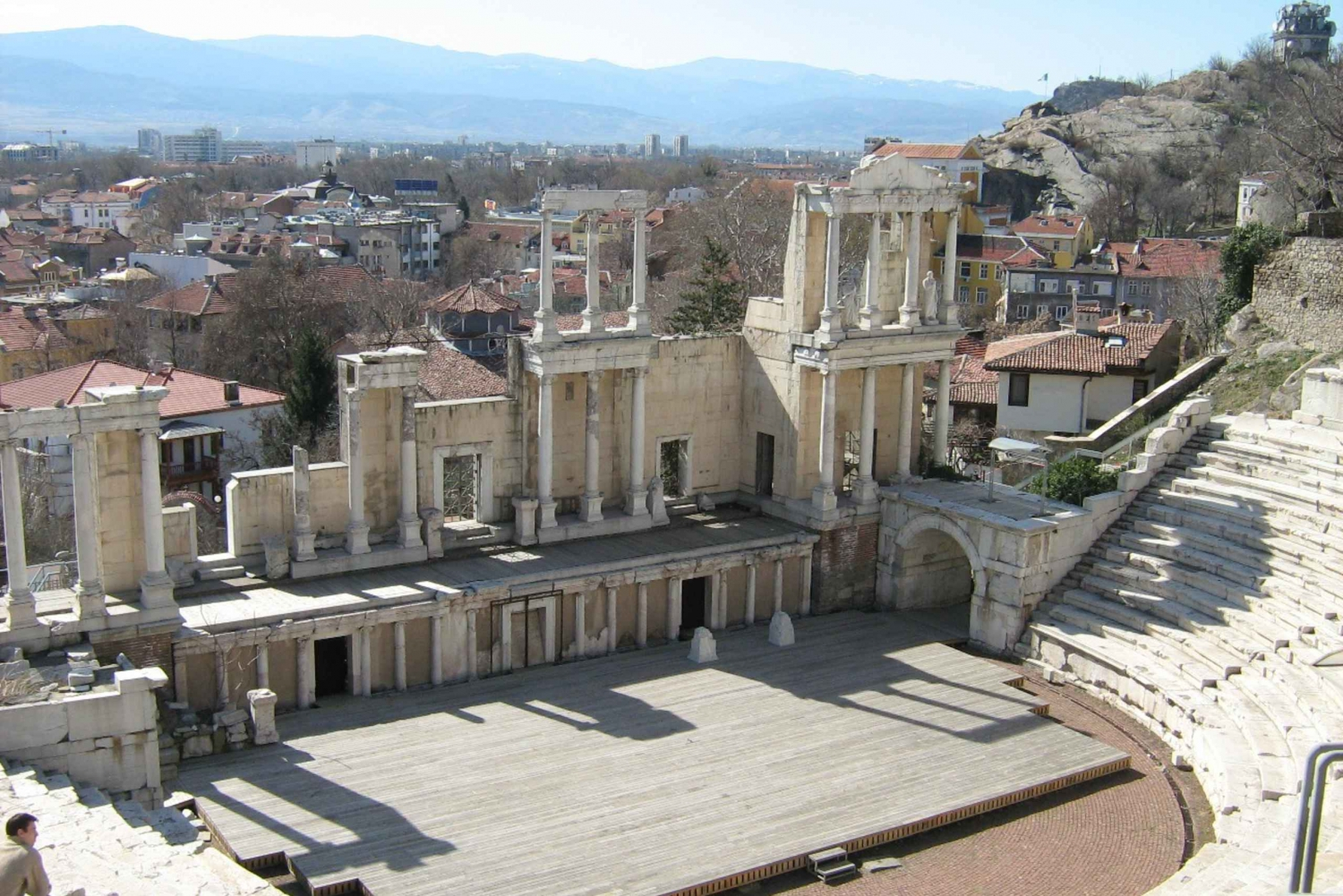 Plovdiv 2-Hour Sightseeing Tour