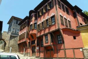 Plovdiv: 2-Hour Sightseeing Walking Tour