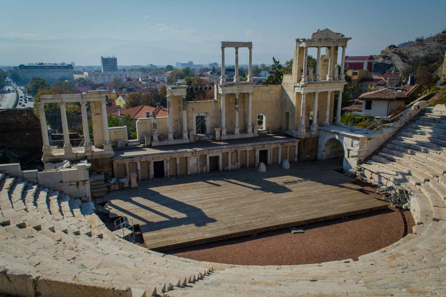 Plovdiv and Asen's Fortress Private Day Trip
