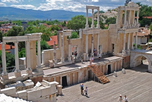Plovdiv, Bachkovo Monastery and the Red Wall Reserve