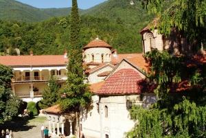 Plovdiv: Bachkovo Monastery, Fortress Asen, & Wonder Bridges