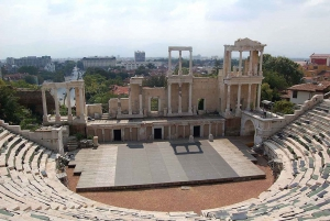 Plovdiv: Full-Day Small Group Excursion from Sofia