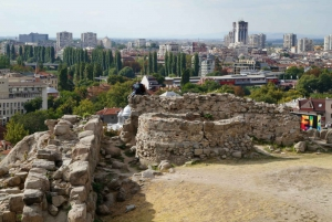 Plovdiv: Old Town Self-Guided Audio Tour