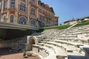 Plovdiv Private Walking Sightseeing Tour
