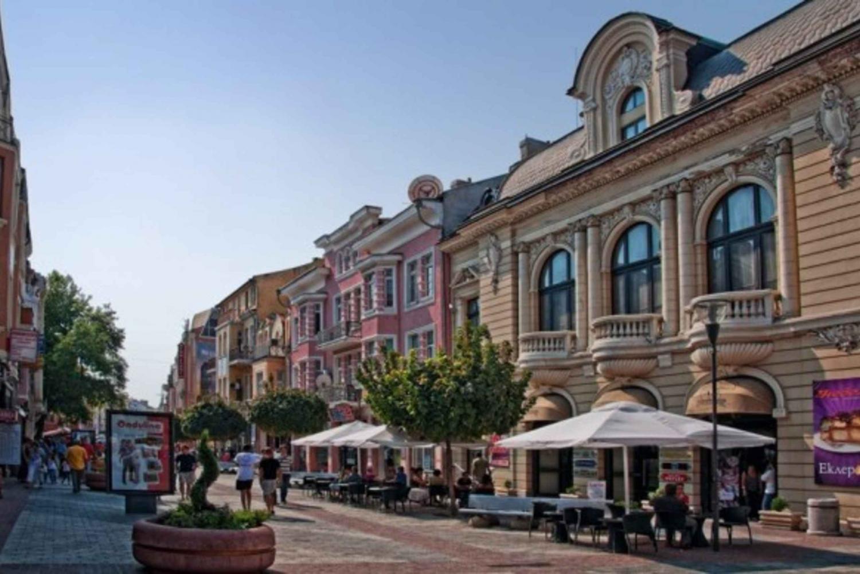 Plovdiv Wine Tasting Tour