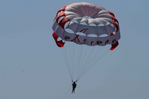 Ravda: Black Sea Parasailing Experience