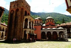 Rila Monastery and Boyana Church Full-Day Tour