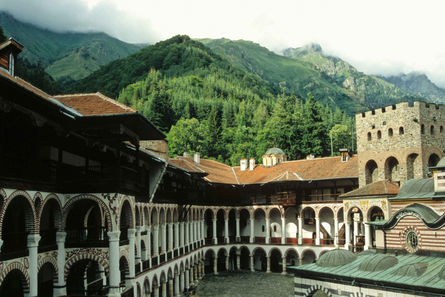 Rila Monastery and Boyana Church: Small Group Tour