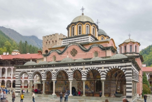Rila Monastery & Boyana Church - 2 World Heritage Sites