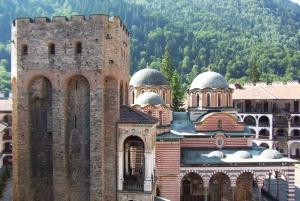 Rila Monastery: Day Trip to Bulgaria's Orthodox Jewel