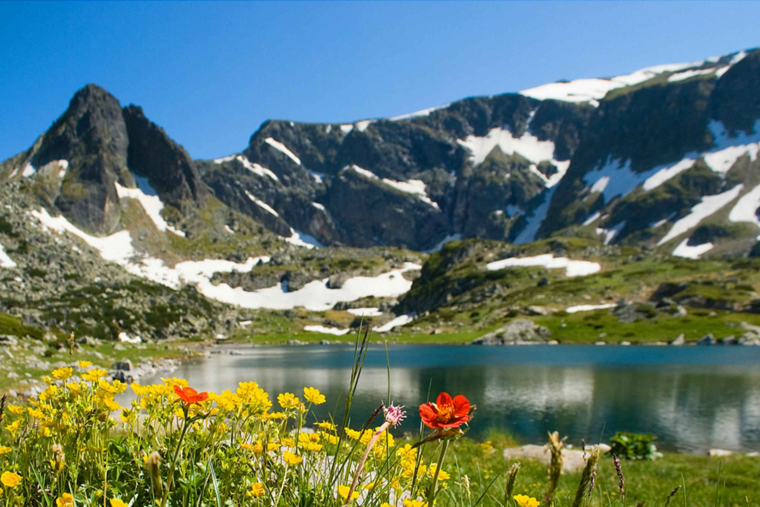 Seven Rila Lakes Hiking Day-Tour from Sofia