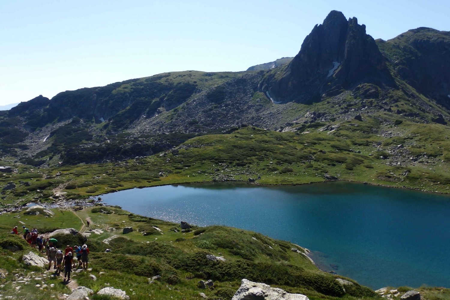 Seven Rila Lakes - Self-Guided Hike from Sofia