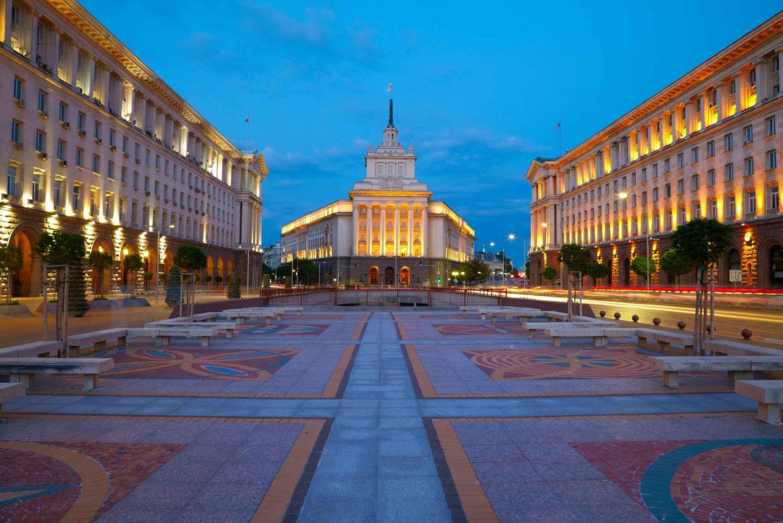 Skopje to Sofia Transfer with Rila Monastery Tour
