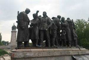 Sofia: 2-Hour Communist Car Tour