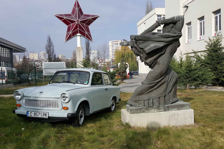 Sofia: 2-Hour Communist Trabant Tour