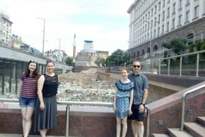 Sofia: 2-Hour Guided City Tour with Gourmet Lunch