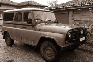 Sofia: 2-Hour Russian Army Jeep Historical Tour
