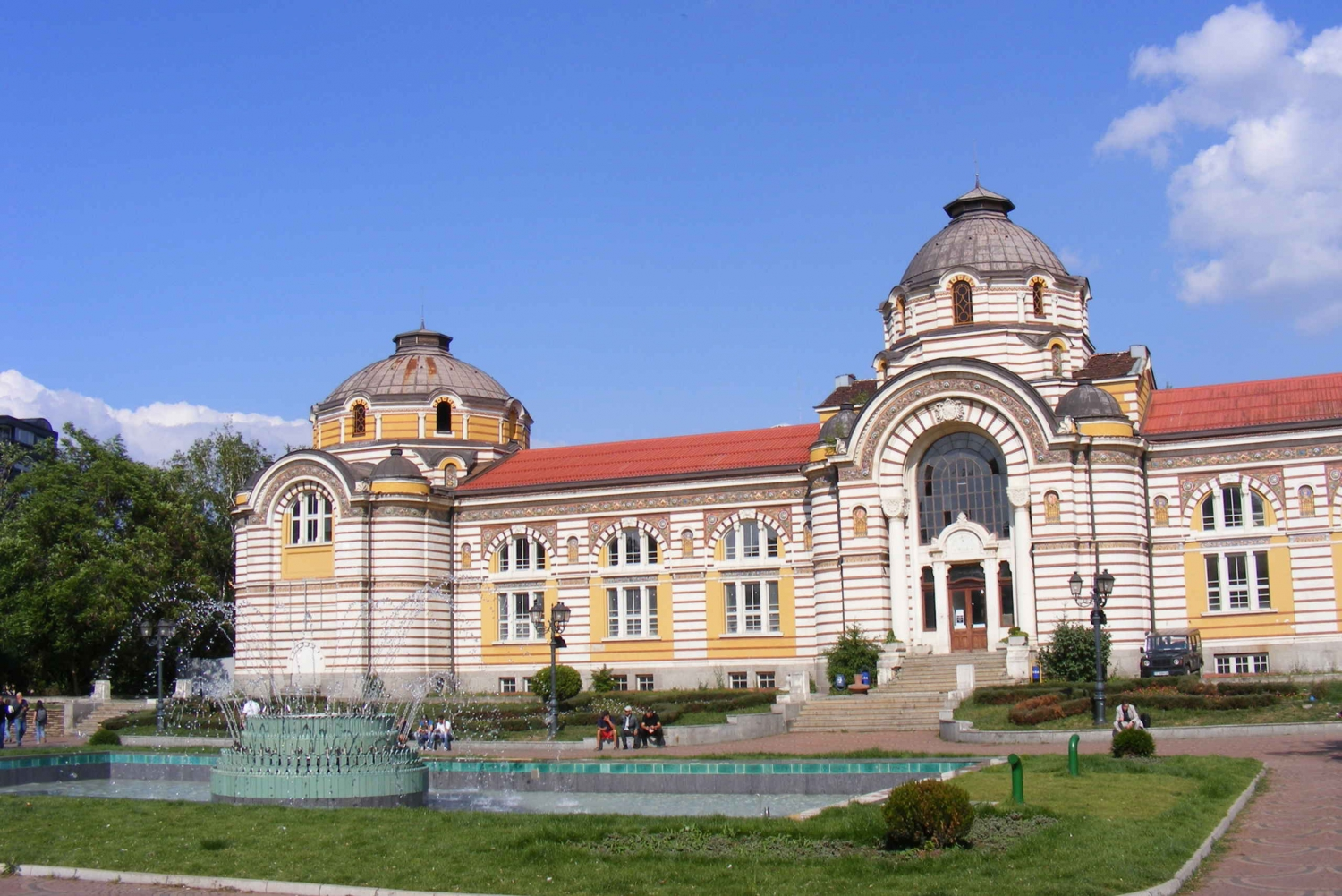 Sofia 3-Hour Food, Culture, and Heritage Tour