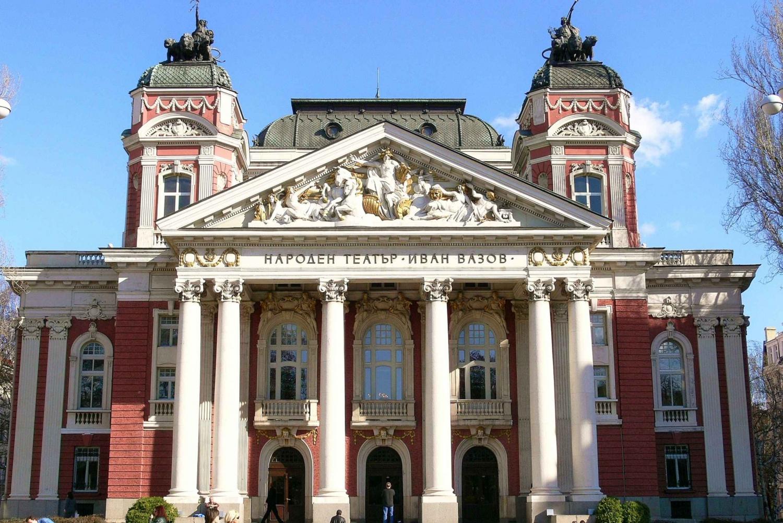 Sofia 8-Hour City Tour from Plovdiv