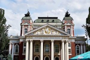 Sofia: Full-Day City Tour including UNESCO Boyana Church