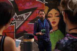 Sofia Graffiti Tour