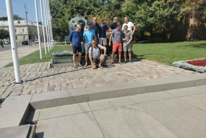Sofia: Guided City Tour with Food Tasting