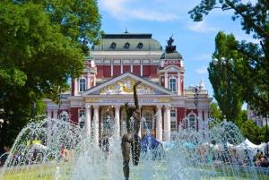 Sofia Half-Day Tour