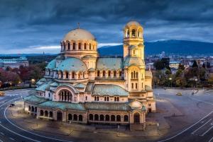 Sofia: Historical Walking Tour