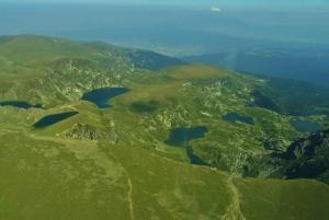 Sofia: Panoramic Flight Around the Seven Rila Lakes