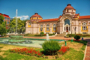 Sofia: Picturesque Parks and History Walking Tour