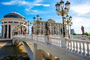 Sofia: Private Day Trip to Skopje