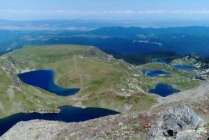 Sofia: Private Rila Lakes and Rila Monastery Day-Trip