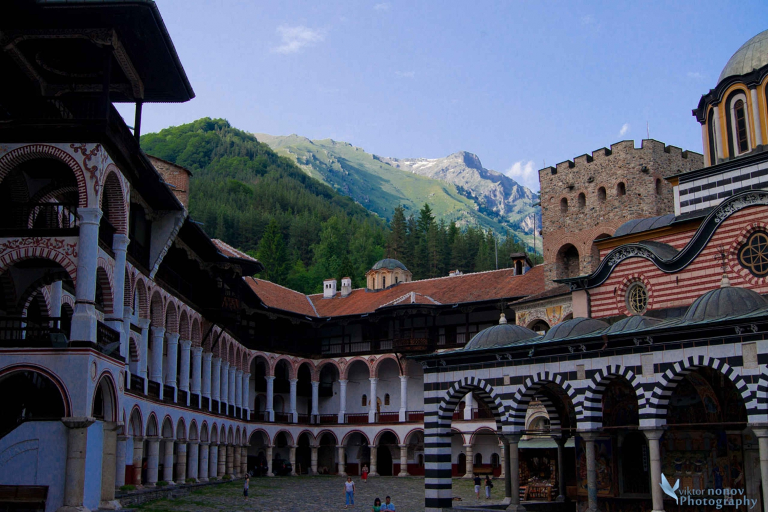 Sofia: Rila Monastery and Boyana Church Tour with Lunch