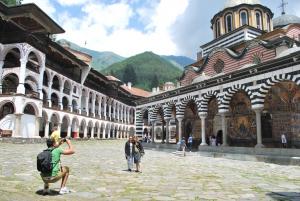 Sofia: Rila Monastery, St. Ivan Rilski Cave & Stob Pyramids