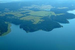 Sofia: Scenic Flight Around Iskar Dam