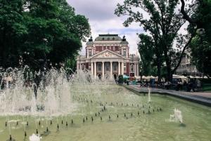 Sofia: Small Group Walking Tour
