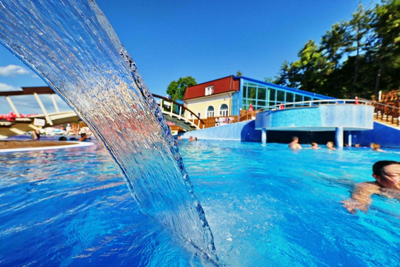 Sofia: Spa Nature Tour to the 7 Rila Lakes & Sapareva Bany