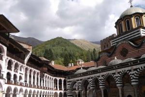 Sofia: Struma River Rafting Tour and Rila Monastery Visit