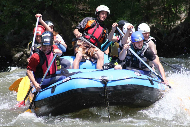 Sofia: Struma River Rafting Tour