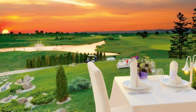 St.Sofia Golf Club and Spa