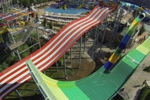 Sunny Beach: Action Aquapark Entrance Ticket