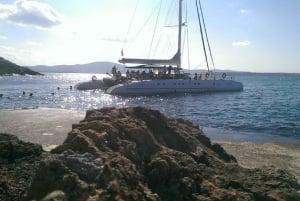 Sunny Beach: Half-Day Black Sea Catamaran Cruise