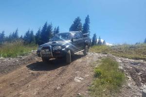 Sunny Beach: Private 4-Hour Jeep Safari Experience & Lunch