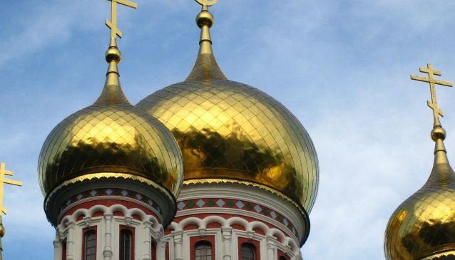 The Russian Church in Shipka