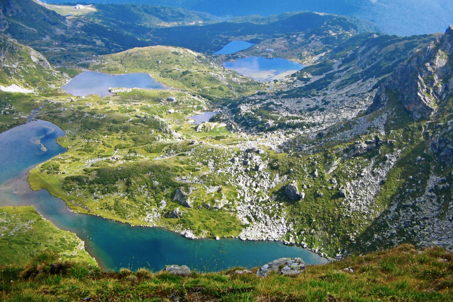 The Seven Rila Lakes Day Trip