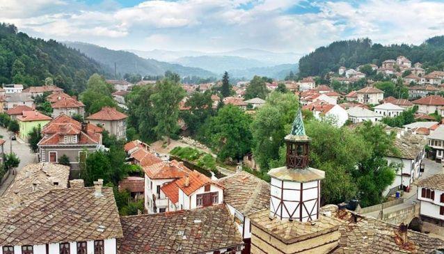 Tryavna Old Town