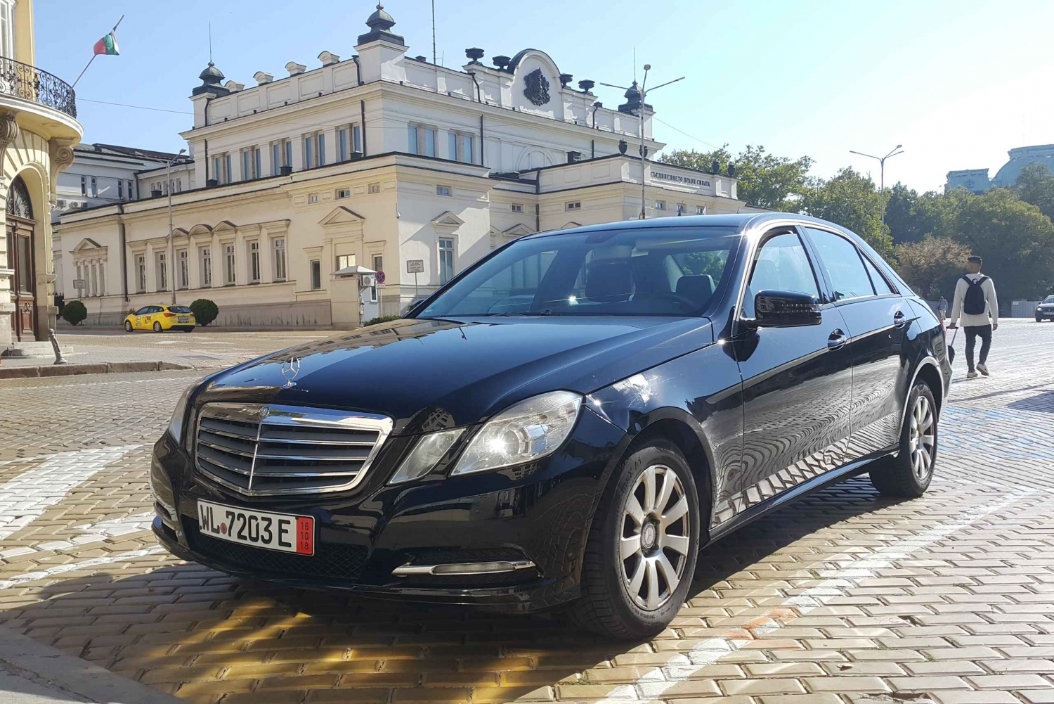 Varna Airport: One-Way Private Transfer