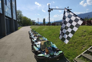 Varna: Buggy, Go-Kart and Paintball Experience with Lunch