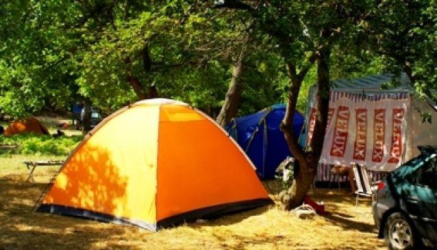 Zlatna Ribka Campsite